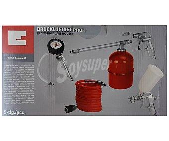 EINHELL Kit de aire comprimido con 5 piezas 1 Unidad