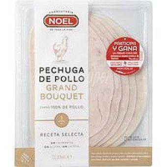 NOEL Gran Bouquet Pechuga de pollo lonchas finas Bandeja 150 g