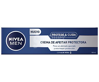Nivea For Men  Crema de Afeitar Suave 100 ml