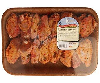 Emcesa Alitas de pollo marinadas 800 gramos