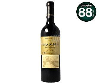 Viña Albina Vino Tinto Reserva Rioja Botella de 75 cl