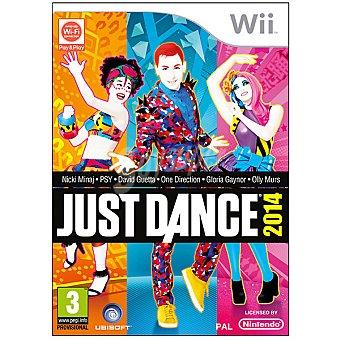 WII Wii videojuego Dance 2014  1 Unidad