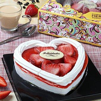 DIA Corazón nata fresa de la madre 520 g