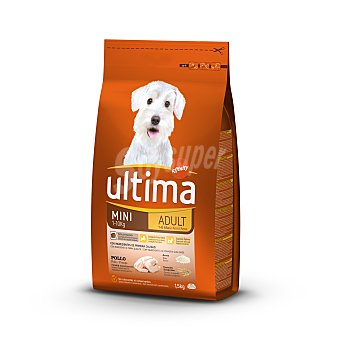 Ultima Affinity Alimento mini para perro adulto 1,5 kg