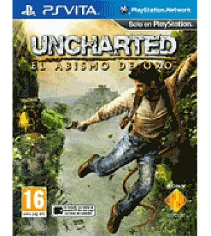 Sony Juego ps vita uncharted:golden abys sony