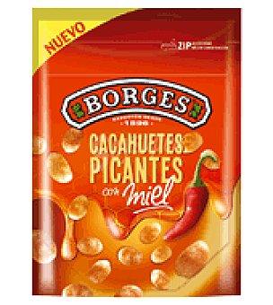 Borges Cacahuetes picantes con miel 90 g