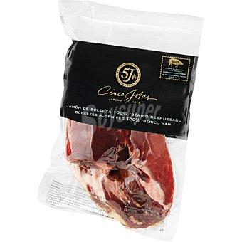 CINCO JOTAS Centro de jamón 100% ibérico de bellota de Jabugo Al peso 1 kg