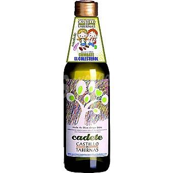 Castillo de Tabernas Aceite de oliva virgen extra cadete de 6 a 12 años Botella 250 ml