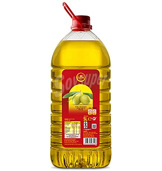 Condis Aceite de oliva suave rojo 5 LTS