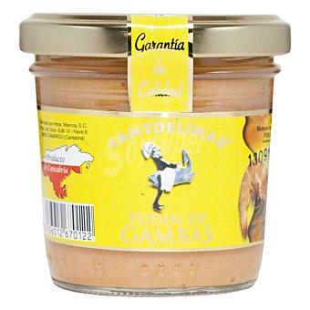Cantdelimar Pudding de gambas 110 g