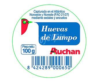 Auchan Huevas de lumpo Tarro de 100 gramos