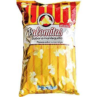 Aliada Palomitas sabor a mantequilla Bolsa 80 g