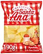 Patatas fritas artesanas Bolsa de 190 grs Santa Ana