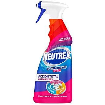 Neutrex Quitamanchas para ropa color 600 ml