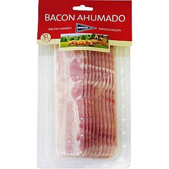 Hipercor Bacon ahumado en lonchas envase 150 g Envase 150 g