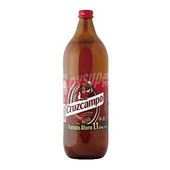 Cruzcampo Cruzcampo Botella 1,1 l 1100 ml