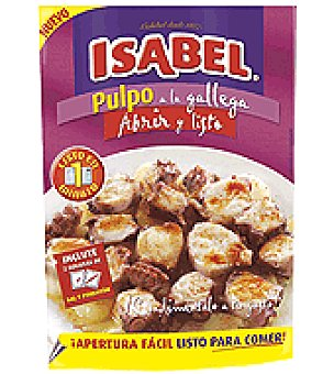 Isabel Pulpo a la gallega 115 g