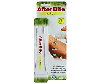 ESTEVE After Bite Niños Crema, alivia y calma rápidamente las molestias en la piel irritada por insectos 20 Gramos