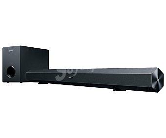 SONY HTCT60BT Barra de sonido 2.1 con función Bluetooth y 60W de potencia