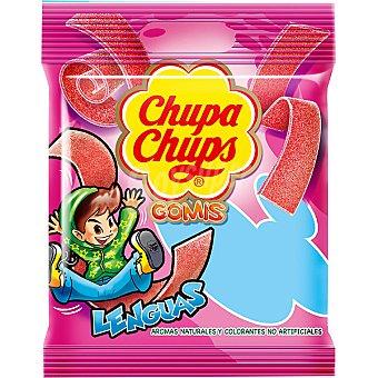 Chupa Chups Gomis Lenguas con aromas naturales Bolsa 125 g