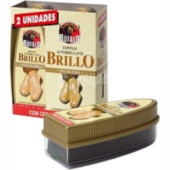 Bufalo Esponja brillo Pack 2 unid