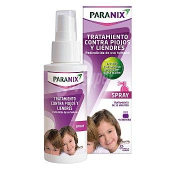 PARANIX Spray tratamiento contra piojos y liendres 60 ml