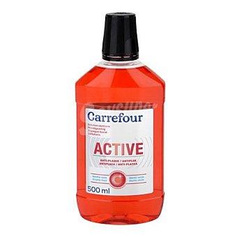 Carrefour Enjuague bucal antiplaca 500 ml 500 ml