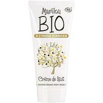 MARILOU BIO Crema facial de noche con argán Tubo 50 ml