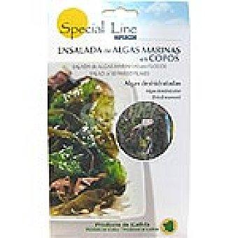 Special Line mix de algas marinas deshidratadas en copos  envase 25 g