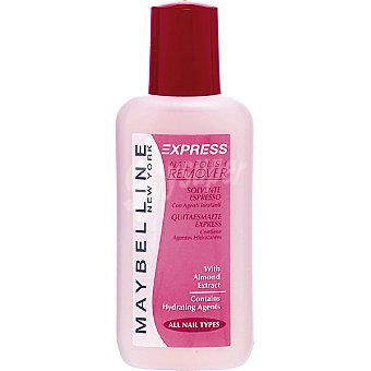 Maybelline New York quitaesmalte express  frasco 125 ml