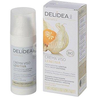 DELIDEA Bio Crema facial lenitiva contra enrojecimiento Envase 50 g