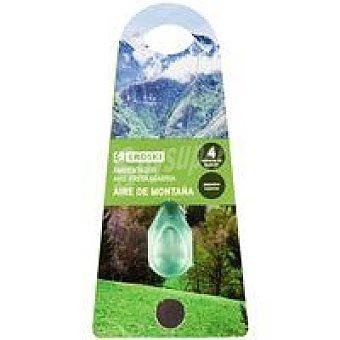 Eroski Ambientador gota verde Pack 1 unid