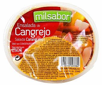 Milsabor Argal Ensalada de cangrejo 250 gr