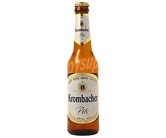 Krombacher Cerveza Botellín 33 cl