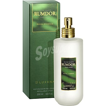 Luxana Rumdor eau de toilette masculina vaporizador 200 ml 200 ml