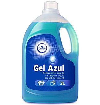Condis Detergente liq.gel azul 40 DOS
