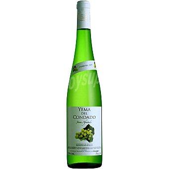 YEMA DEL CONDADO Vino blanco joven afrutado de Andalucía elaborado para grupo El Corte Inglés Botella 75 cl