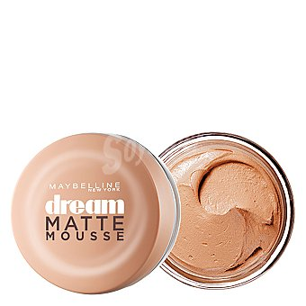 Maybelline New York Maquillaje Dream Matte Mousse nº 30 1 ud