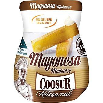 Coosur Mayonesa 80% aceite de girasol frasco 225 ml