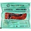 Jabuguitos chorizo de cerdo ibérico extra envase 240-260 g 2 unid Sánchez Romero Carvajal