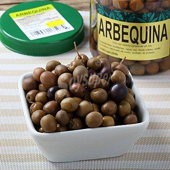 Aceituna arbequina 400 gr