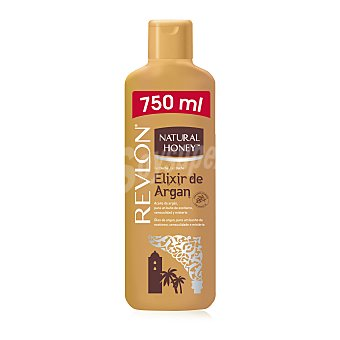 Natural Honey Gel Elixir de Argán Bote 750 ml