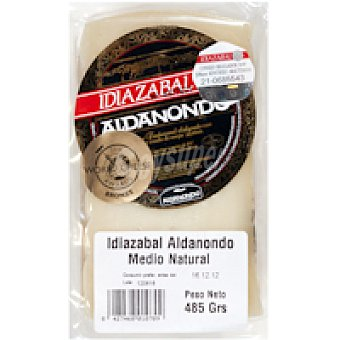 D.O. mini ALDANONDO Queso Idiazabal natural 485 g