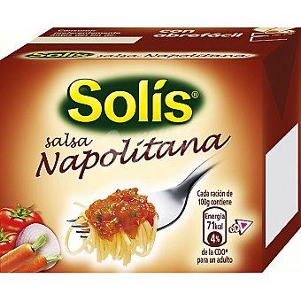 Solís Salsa napolitana Envase 220 g