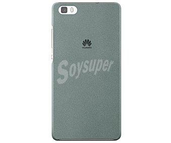 HUAWEI Carcasa trasera gris oscuro, compatible con Huawei P8 lite. (teléfono no incluido) 1 unidad