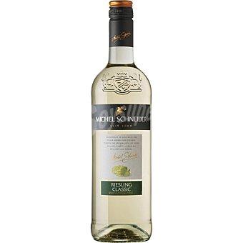 Michel schneider Vino blanco riesling classic de Alemania Botella 75 cl