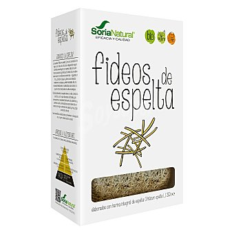 Soria Natural Fideos integrales 250 g