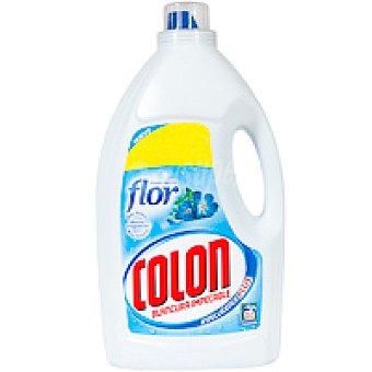 Colón Detergente gel Toque de Flor Botella 33+3 dosis