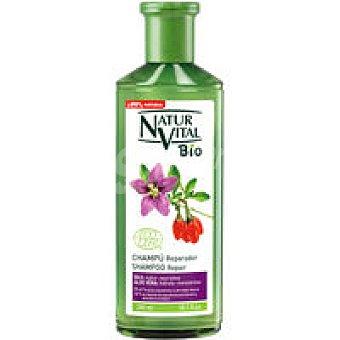 Natur Vital Champú Bio reparador Bote 300 ml