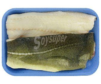 Filete de bacalao con piel 900 Gramos